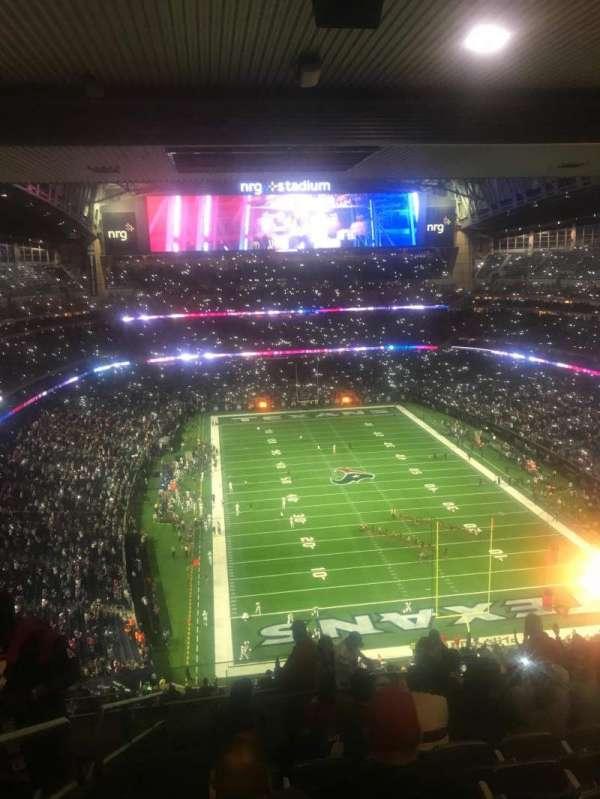 NRG Stadium, sección: 623, fila: N, asiento: 25-26