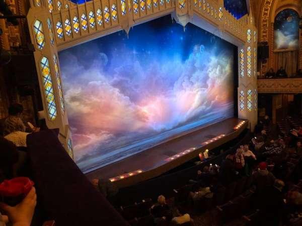 Eugene O'Neill Theatre, sección: Box Left, fila: C , asiento: 4