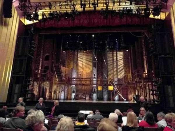 The Bushnell Center for the Performing Arts - Mortensen Hall, sección: D, fila: J, asiento: 205