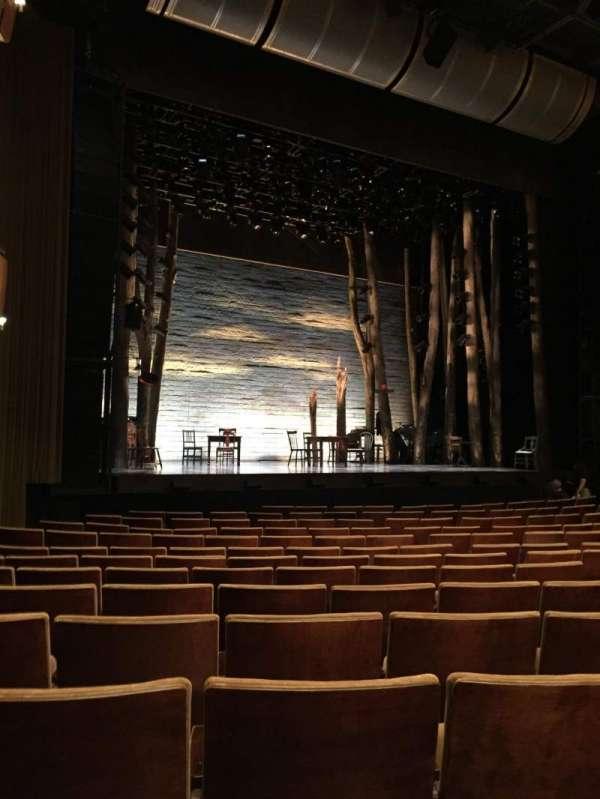 Ahmanson Theatre, sección: Orch, fila: L, asiento: 40