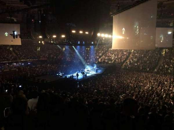 Madison Square Garden, sección: 119, fila: 22, asiento: 11