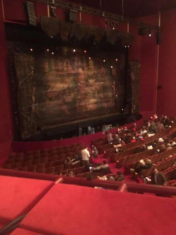 The Kennedy Center Opera House, sección: Box 13, asiento: 1