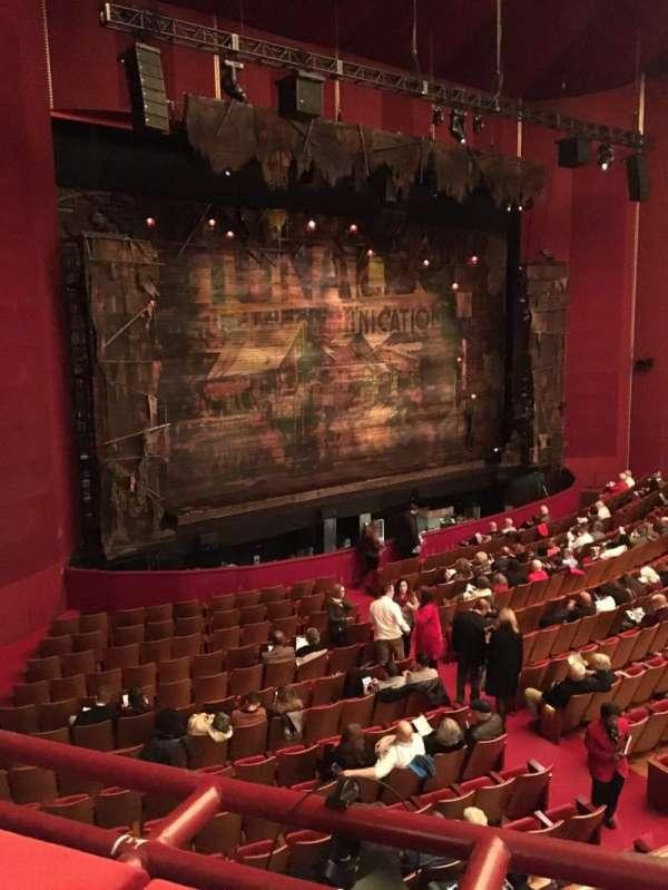The Kennedy Center Opera House, sección: Box 13, fila: 1, asiento: 2