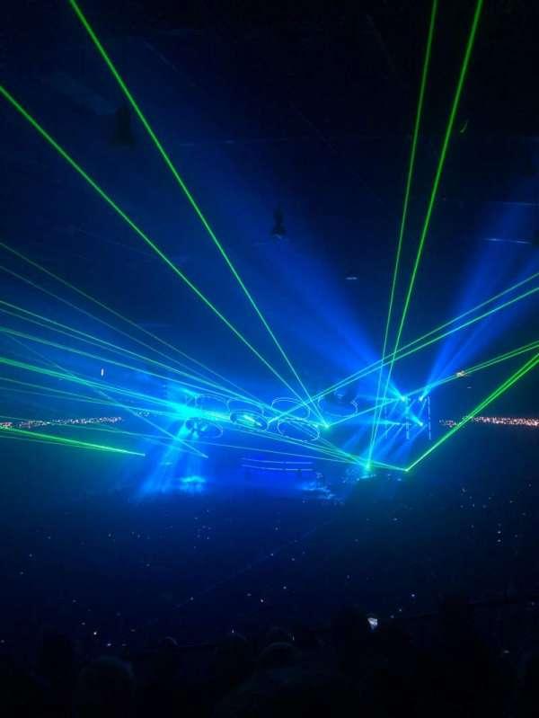 Allstate Arena, sección: 213, fila: F, asiento: 26