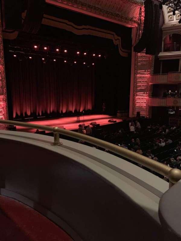 The Met Philadelphia, sección: Grand Salle Box 13, fila: A, asiento: 3