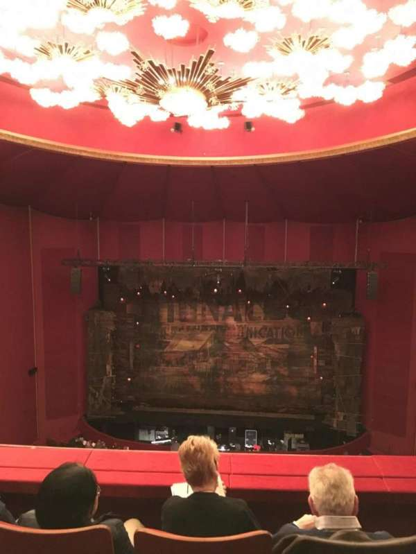 The Kennedy Center Opera House, sección: Tier 2, fila: C, asiento: 205