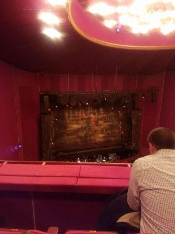 The Kennedy Center Opera House, sección: 2nd Tier, fila: B, asiento: 123