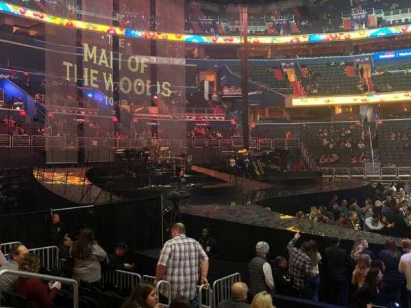 Capital One Arena, sección: 121, fila: J, asiento: 7
