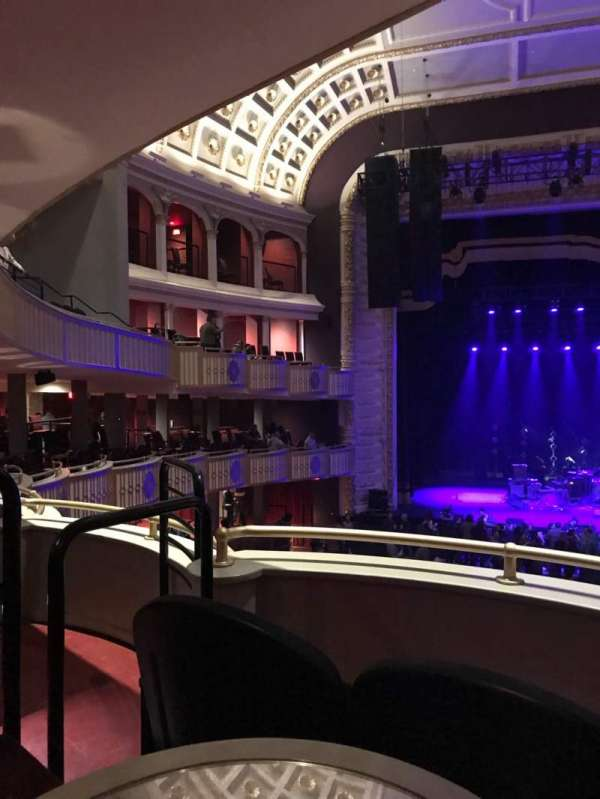 The Met PhiladelphIa, sección: Grand Salle Box 10, fila: B, asiento: 7