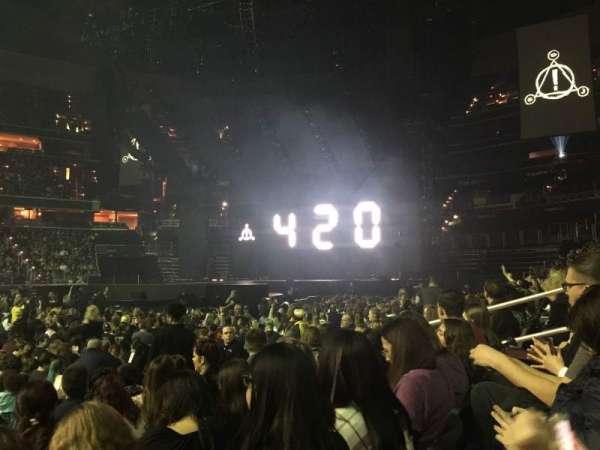 Capital One Arena, sección: 111, fila: E, asiento: 13