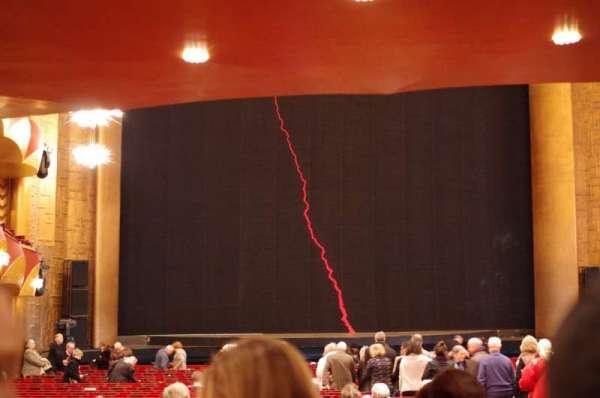 Metropolitan Opera House - Lincoln Center, sección: Orchestra, fila: CC, asiento: 23