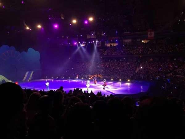 Allstate Arena, sección: 101, fila: N, asiento: 13