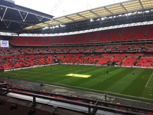 Wembley Stadium, sección: 223, fila: 3, asiento: 227