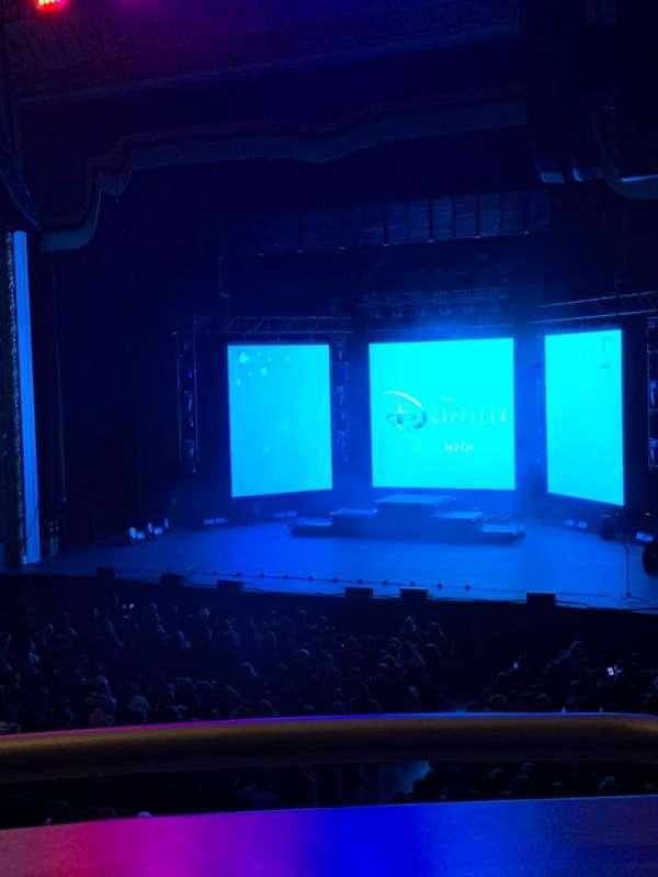 The Met Philadelphia, sección: Grand Salle Box 7, fila: A, asiento: 5
