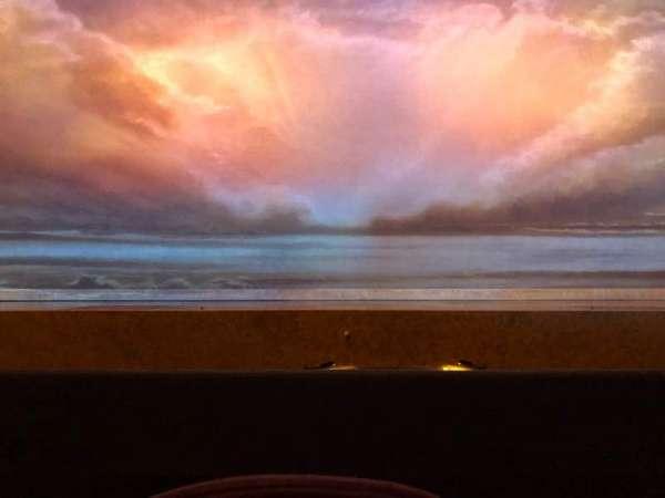 Eugene O'Neill Theatre, sección: Orchestra, fila: B, asiento: 108