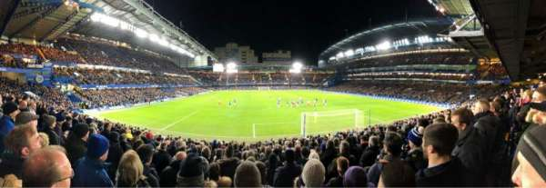 Stamford Bridge, sección: MH Lower, fila: W, asiento: 99