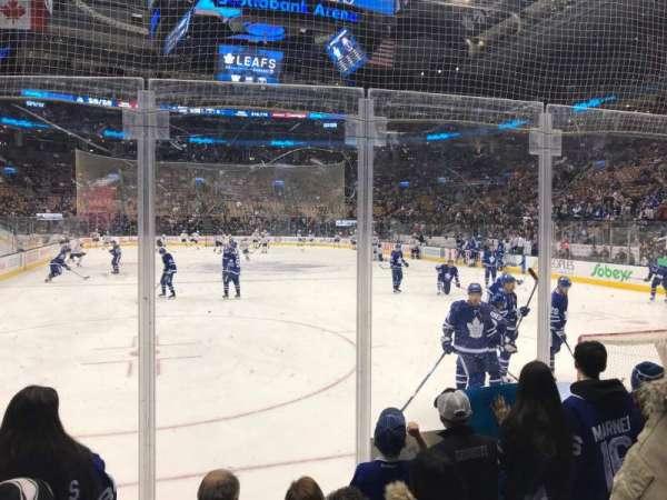 Scotiabank Arena, sección: 103, fila: 8, asiento: 12