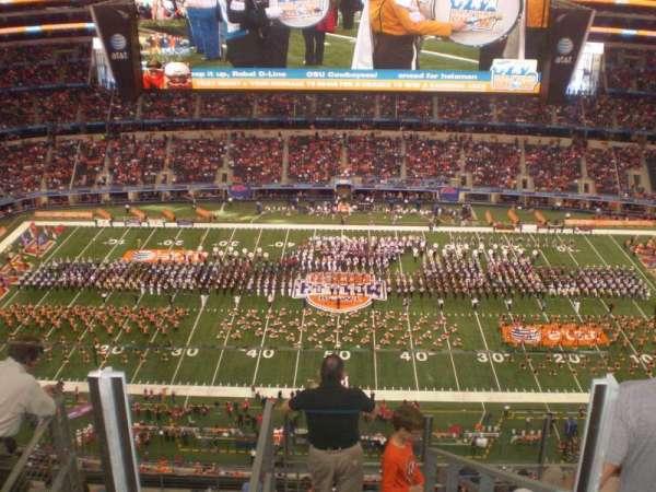 AT&T Stadium, sección: 442, fila: 14, asiento: 22