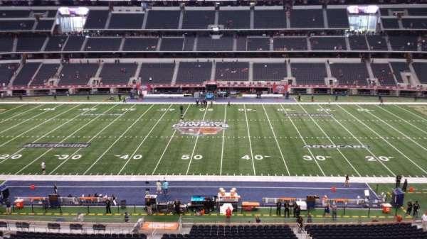 AT&T Stadium, sección: C335, fila: 2, asiento: 12