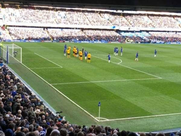 Stamford Bridge, sección: MH Lower, fila: EE, asiento: 376