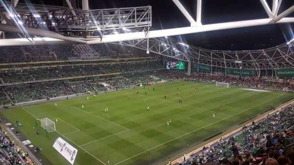 Aviva Stadium, sección: 510