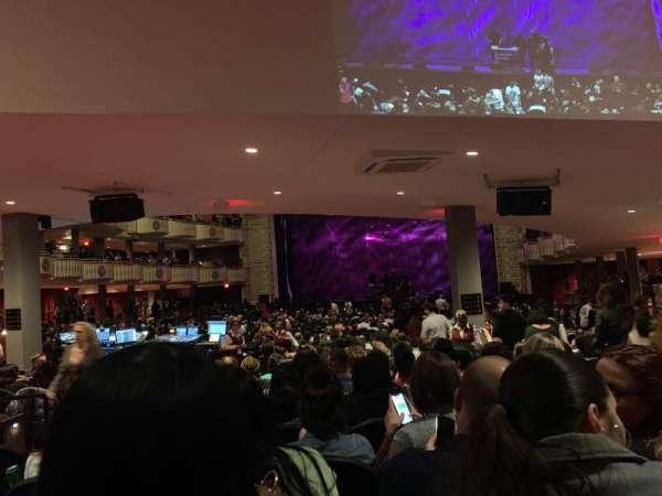 The Met Philadelphia, sección: Orchestra 5, fila: N, asiento: 6