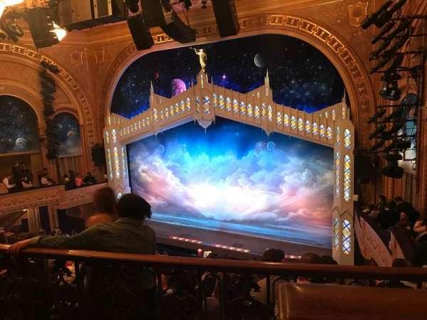 Eugene O'Neill Theatre, sección: Mezzanine, fila: E, asiento: 2