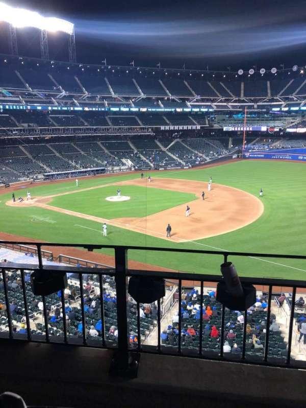 Citi Field, sección: 308, fila: 2, asiento: 4