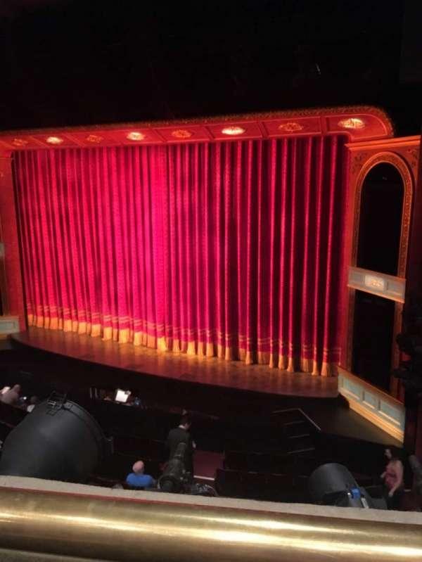 Marquis Theatre, sección: Mezzanine R, fila: A, asiento: 12