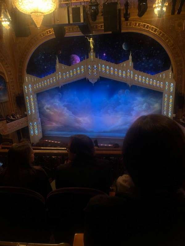 Eugene O'Neill Theatre, sección: MEZZR, fila: G, asiento: 114