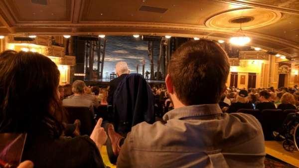 Hippodrome Theatre, sección: Left Orchestra, fila: CC, asiento: 1