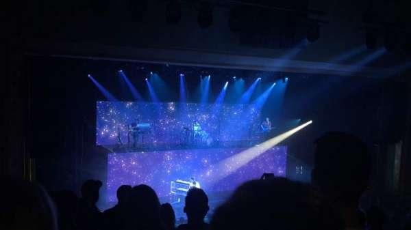 Ryman Auditorium, sección: 14, fila: G, asiento: 6