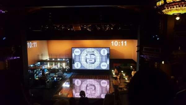 Belasco Theatre, sección: Mezzanine C, fila: F, asiento: 112