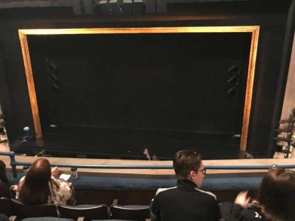 Ambassador Theatre, sección: Front Mezzanine RC, fila: D , asiento: 112