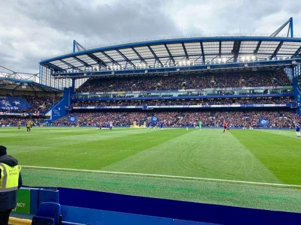 Stamford Bridge, sección: East Lower North Family (Block6), fila: E, asiento: 147