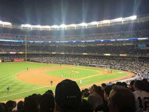 yankee stadium, sección: 227b, fila: 9, asiento: 22