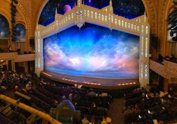 Eugene O'Neill Theatre, sección: MEZZR, fila: A, asiento: 2