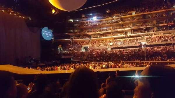 Staples Center, sección: 112, fila: 7, asiento: 2