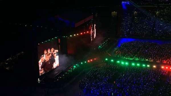 Wembley Stadium, sección: 526, fila: 42, asiento: 393
