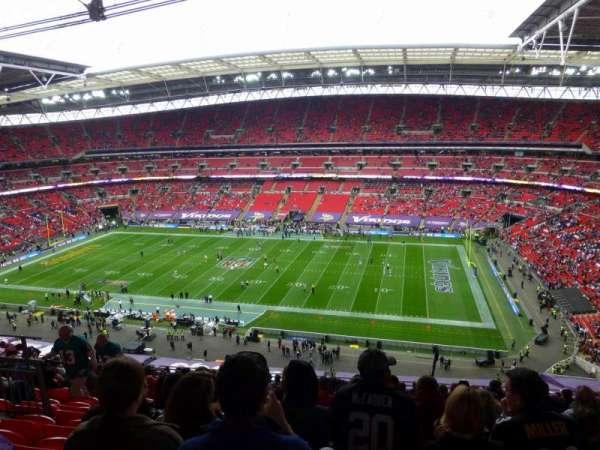 Wembley Stadium, sección: 524, fila: 19, asiento: 309