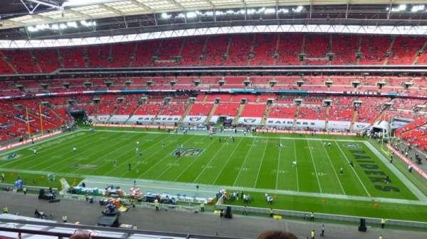 Wembley Stadium, sección: 524, fila: 4, asiento: 330