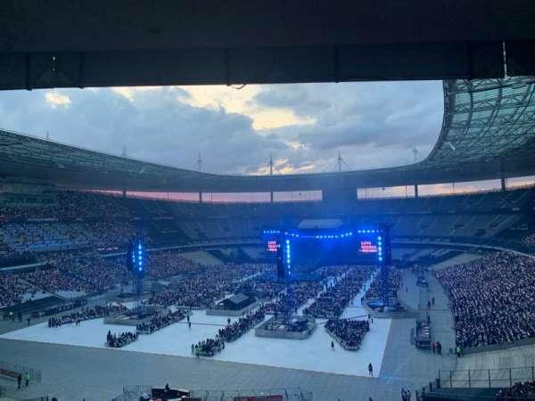 Stade de France, sección: A9, fila: 56, asiento: 07