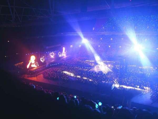 Wembley Stadium, sección: 524, fila: 27, asiento: 326
