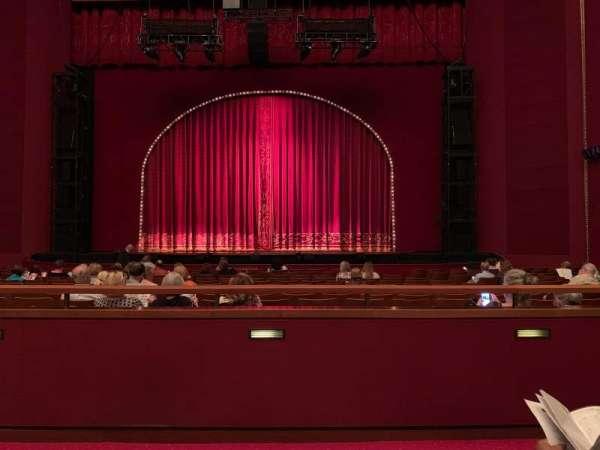 The Kennedy Center Opera House, sección: Orchestra, fila: S, asiento: 110