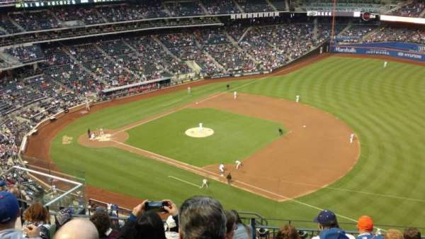 Citi Field, sección: 504, fila: 7, asiento: 9