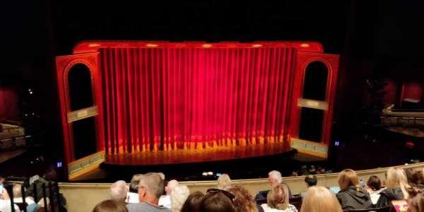 Marquis Theatre, sección: Mezzanine C, fila: H, asiento: 101