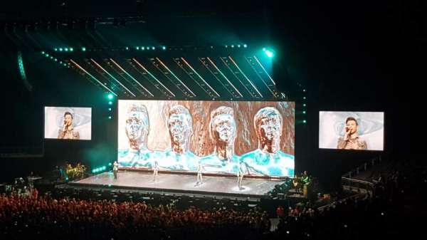 O2 Arena London, sección: 110, fila: Z, asiento: 279