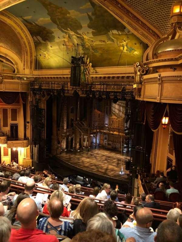 Hippodrome Theatre, sección: Right Middle Balcony, fila: H, asiento: 226