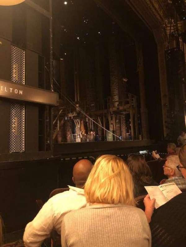 Hippodrome Theatre, sección: Left Orchestra, fila: E, asiento: 13-15