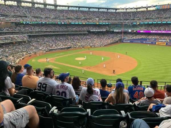 Citi Field, sección: 309, fila: 5, asiento: 11